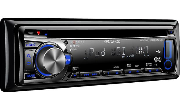 Kenwood Excelon KDC-X395 Other