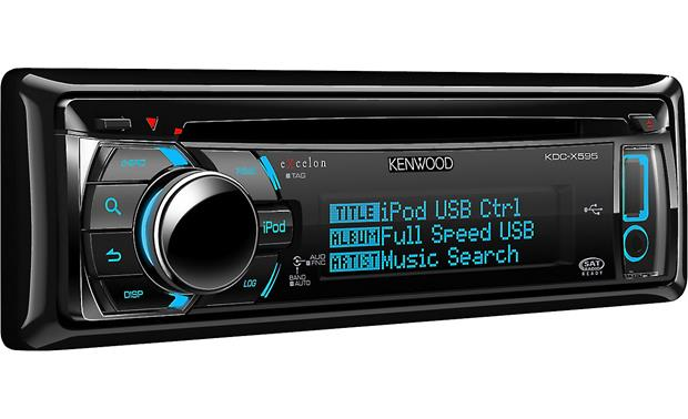 kenwood excelon kdc-x595 other