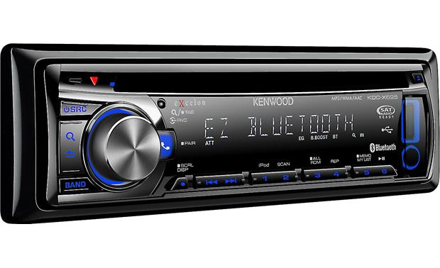 Kenwood Excelon KDC-X695 Other