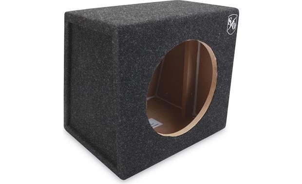 Sound Ordnance™ Bass Bunker Front  sc 1 st  Crutchfield & Sound Ordnance™ Bass Bunker Sealed single 12