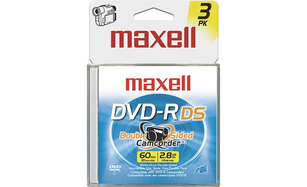 Maxell Mini DVD-R Front