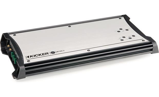 Kicker zxm7005 marine amplifier 70 watts rms x 4 210 rms x 1 kicker zxm7005 front sciox Image collections