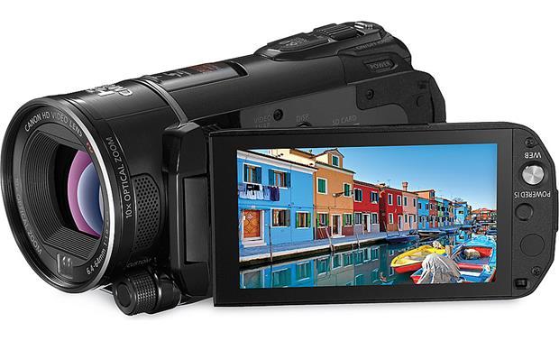 canon vixia hf s20 hd camcorder with 32gb memory dual sd slots and rh crutchfield com canon vixia hf20 manual free download canon vixia hf20 manual free download