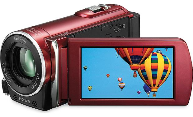 Sony HDR-CX150 Handycam® Red