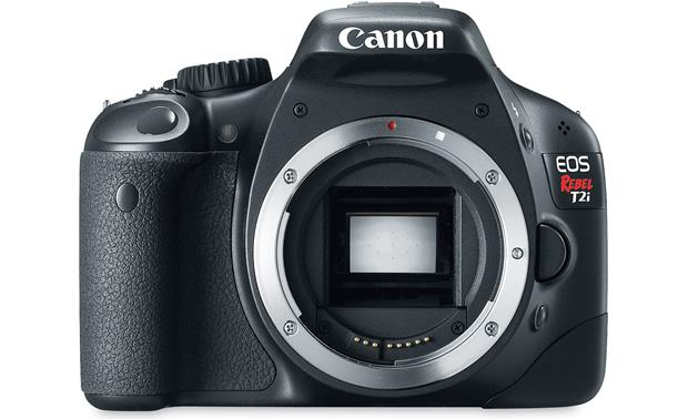 Canon EOS Digital Rebel T2i (Body only) Front