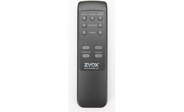 ZVOX Z-Base 550 HSD Remote