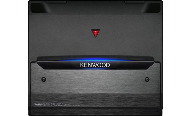 x113KAC8405 F kenwood kac 8405 4 channel car amplifier 60 watts rms x 4 at