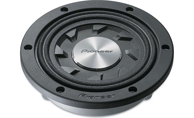 """NEW Pioneer 12/"""" Subwoofer Shallow Depth Mount Bass Speaker.4ohm.Sub.slim fit.SVC"""
