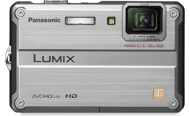 panasonic lumix dmc ts2 silver 14 megapixel waterproof and rh crutchfield com Newest Panasonic Lumix Camera Panasonic Lumix GH3
