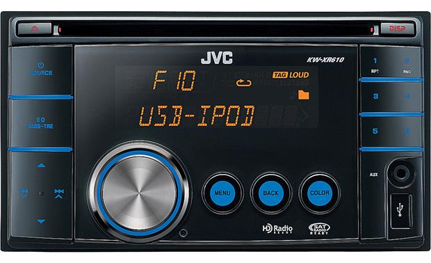 JVC KW-XR610 Other
