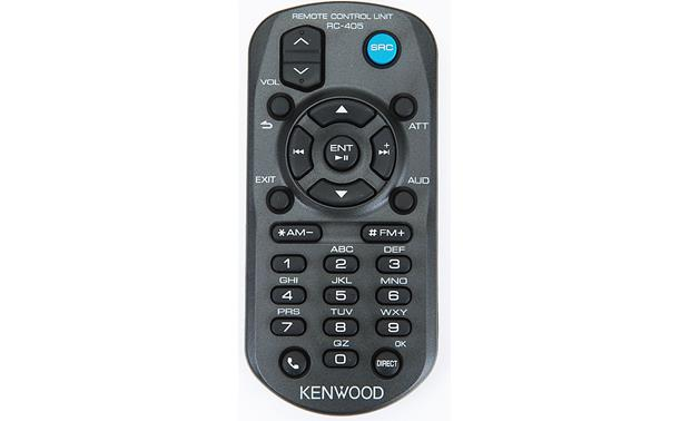 Kenwood Excelon KDC-X995 Remote