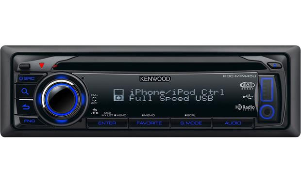 Kenwood KDC-MP445U Front