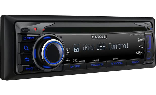 Kenwood KDC-MP445U Other
