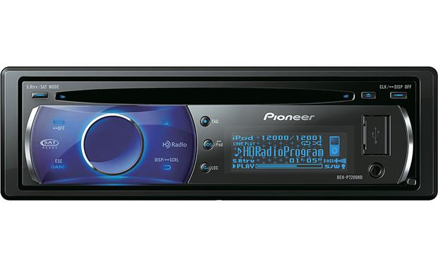 Pioneer DEH-P7200HD Front