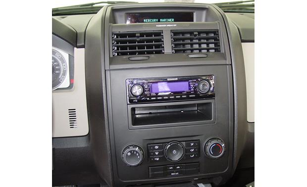 Scosche FD1436 Dash Kit Kit installed