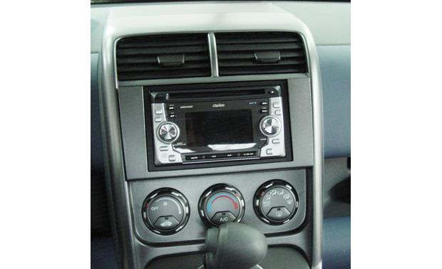 Honda Element In-Dash Receiver Kit Installed