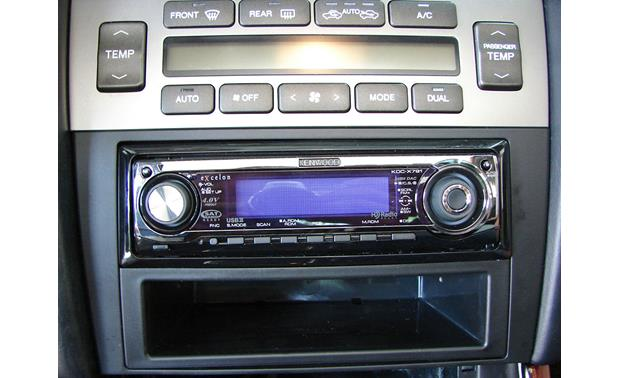 Stereo Install Double Din Dash Kit For Lexus GS300 GS400 GS430 1998-2005