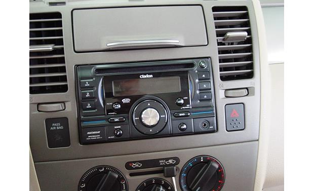 Scosche NN1662B Dash Kit Double-sized stereo