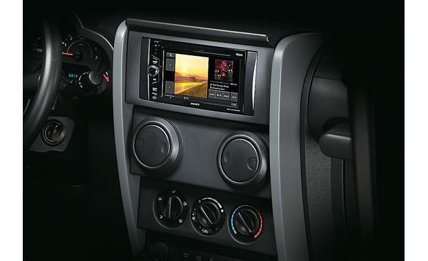 Sony XAV-60 on