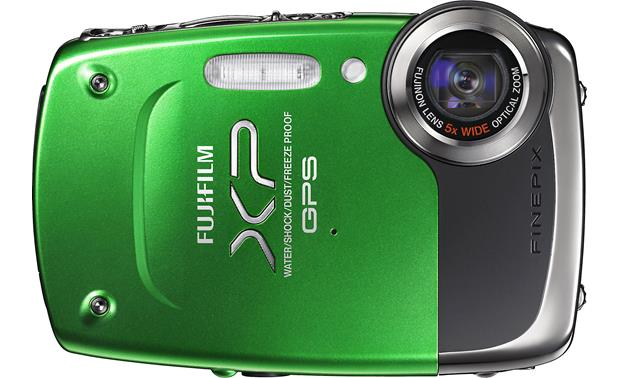 Fujifilm FinePix XP30 Green