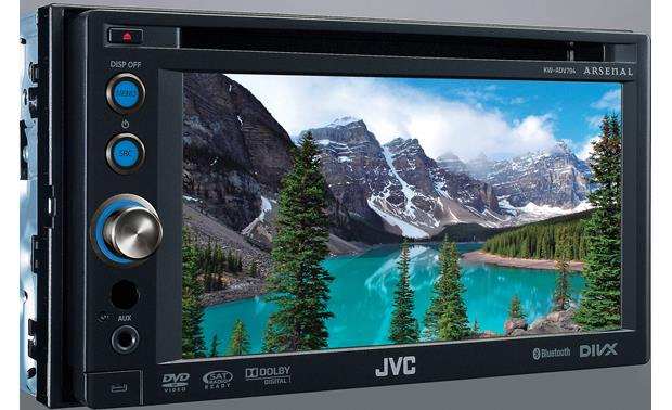 JVC Arsenal KW-ADV794 Other