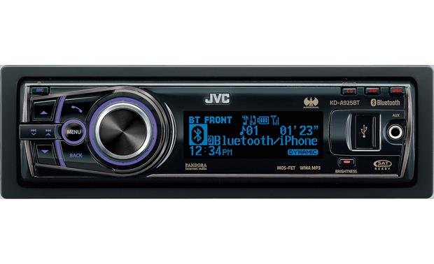JVC Arsenal KD-A925BT Front