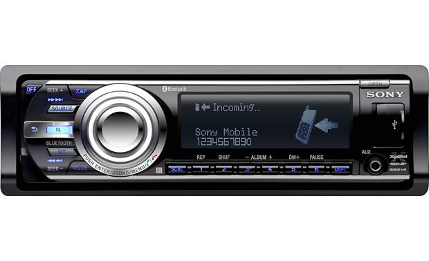 g158BT5700U F sony mex bt5700u cd receiver at crutchfield com Sony Car Stereo Wiring Diagram at bayanpartner.co