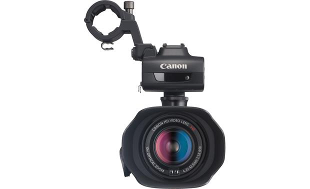 Canon XA10 Front lents view