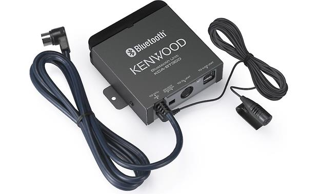 Kenwood KCA-BT300 Front