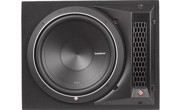 Rockford Fosgate P1-1X10 Other