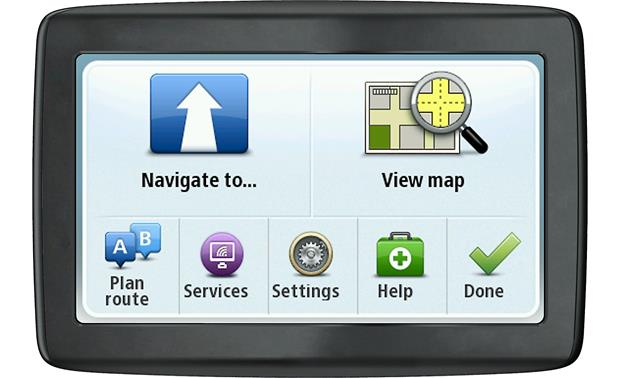 TomTom VIA 1505 TM Other