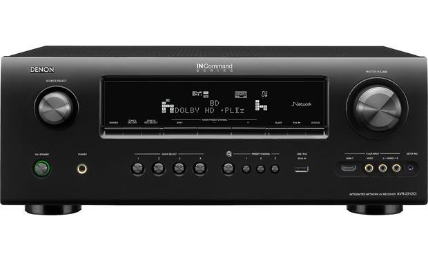 denon avr 2312ci 7 2 channel home theater receiver with apple rh crutchfield com denon avr-3312 owners manual Denon 3312CI Manual
