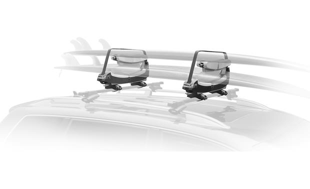 Thule 809 Double-Decker Surfboard Carrier Front
