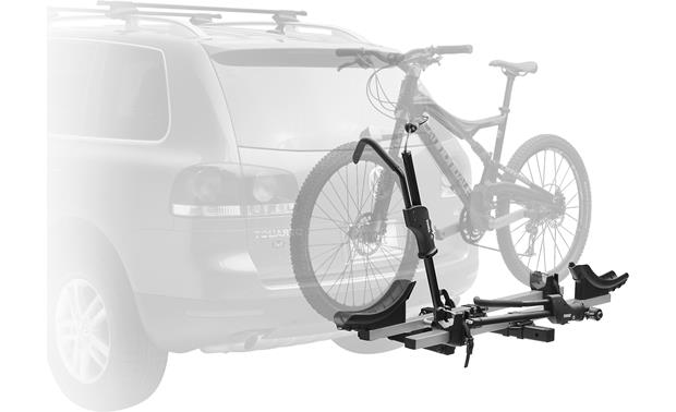 Thule 916XTR T2 2-Bike Rack Front