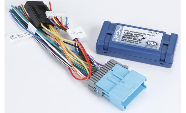 PAC C2R-GM11B Wiring Interface Front