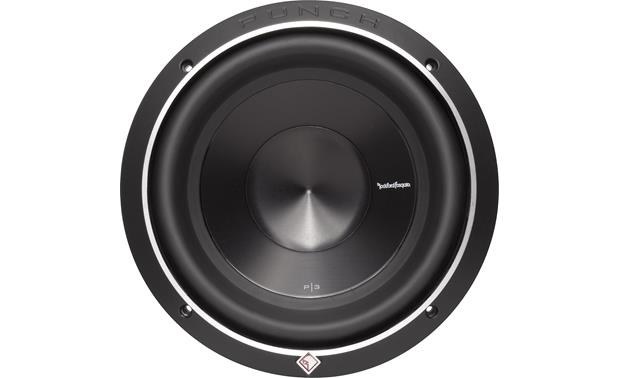 Rockford Fosgate P3d4 10 Punch P3 10 Subwoofer With Dual 4 Ohm