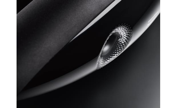 Bowers & Wilkins Zeppelin Air Bass port detail