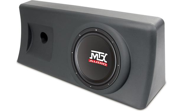 MTX Amplified ThunderForms Charcoal