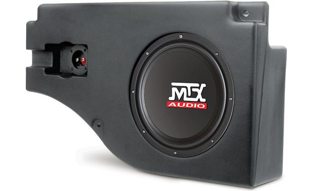 MTX Amplified ThunderForms Front