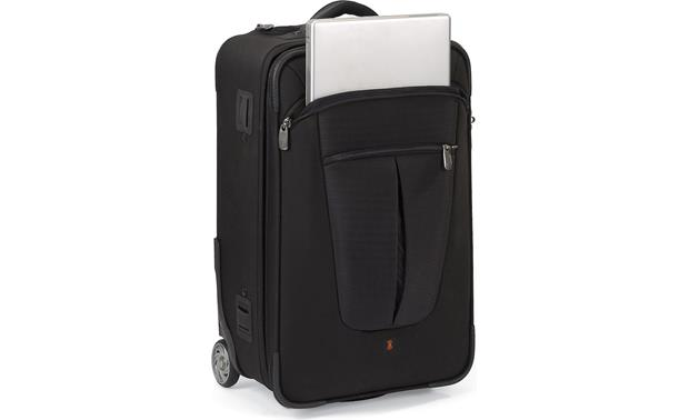 Lowepro Pro Roller x200 Laptop sleeve shown - laptop not included