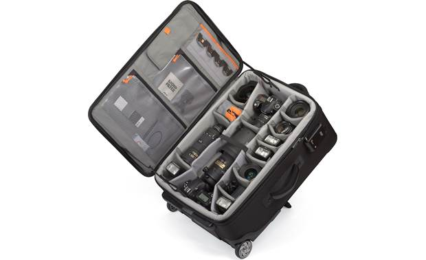 Lowepro Pro Roller X300 Luggage Style Camera Bag At Crutchfield