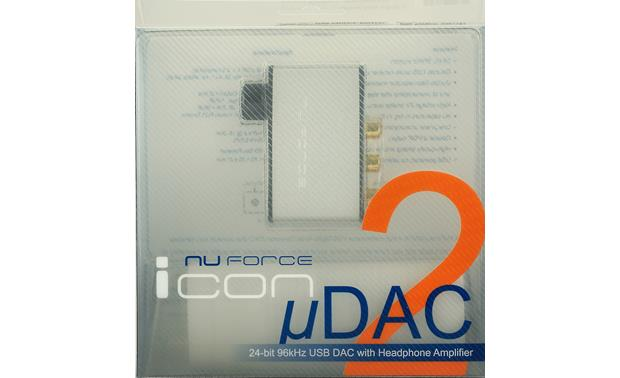 NuForce uDAC-2 Other