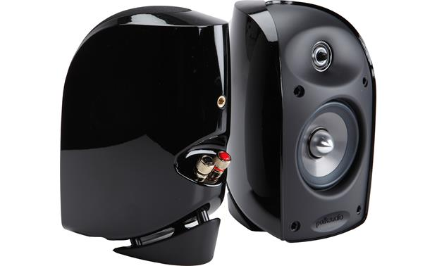 Polk Audio Blackstone™ TL350 Side and grille off view