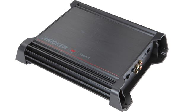 g20610DX1K1 o_front kicker 10dx1000 1 mono subwoofer amplifier 1,000 watts rms x 1 Kicker 1000 Watt Amp at bayanpartner.co