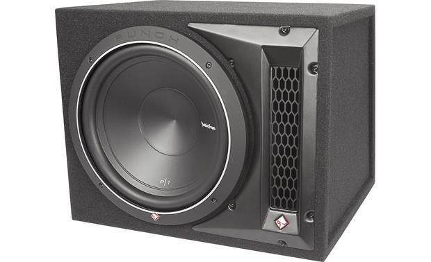 Rockford Fosgate P1-1X10 Front