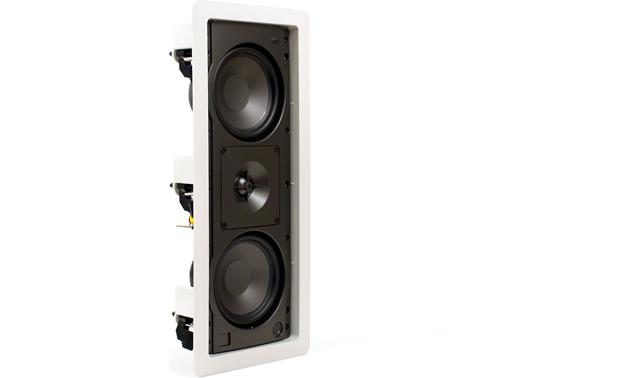 Klipsch R-2502-W Front with grille off