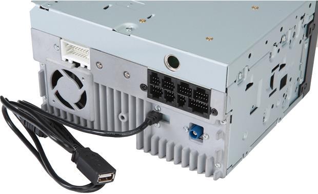 Clarion NX501