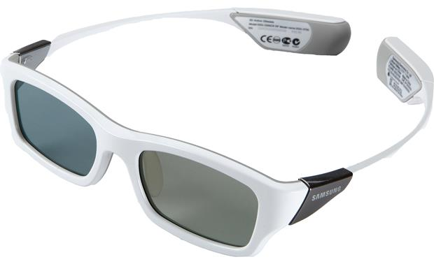 a194b3acb5a2 Samsung SSG-3300CR (White frames) 3D Active Glasses for 2011 and ...