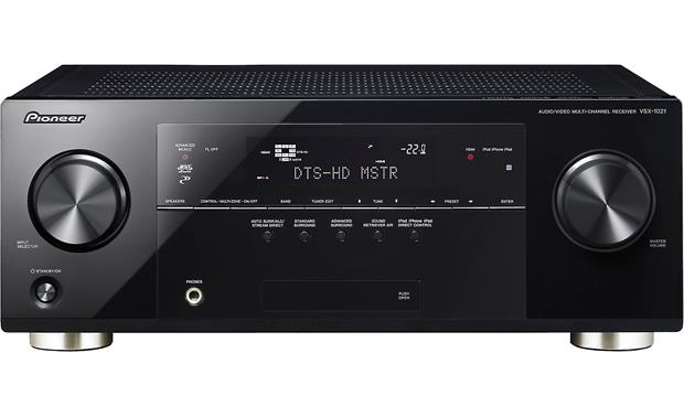 pioneer vsx 1021 k home theater receiver with 3d ready hdmi rh crutchfield com