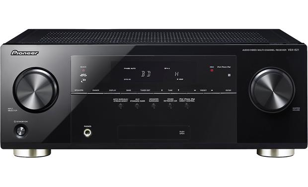 pioneer vsx 821 k home theater receiver with 3d ready hdmi switching rh crutchfield com Pioneer VSX 822 K Pioneer VSX 822 K